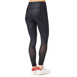 Sweaty Betty | Black Praia Luxe Mesh Leggings